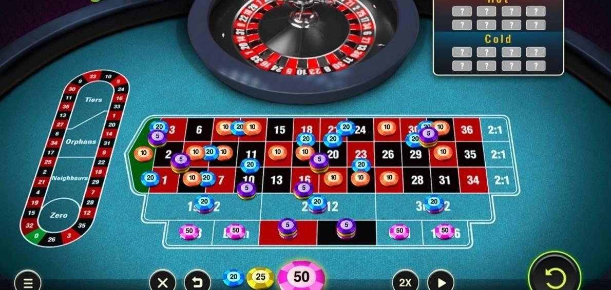 Hur man spelar i roulette spel