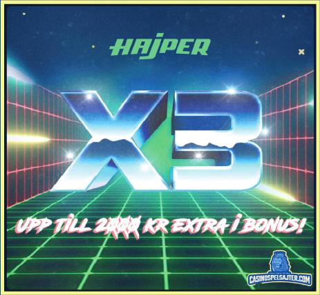 Hajper Bonus