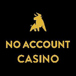 no account casino